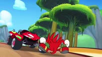 Team Sonic Racing Animated Short: Overdrive #1 - Video