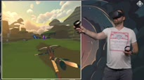Zelda goes Oculus Quest Felix zockt Journey of the Gods - Video