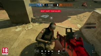 Tom Clancy's Rainbow Six Siege Reverse Friendly Fire Trailer - Video