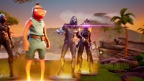 Fortnite Team Outfit Block Party Short Trailer - Video