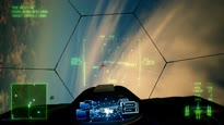 Ace Combat 7 Skies Unknown ADF 01 Falken DLC 2 Trailer - Video