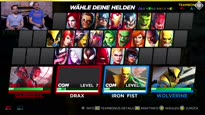 Superhelden im Sinkflug Zocksession zu Marvel Ultimate Alliance 3 - Video