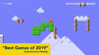 Super Mario Maker 2 Accolades Trailer - Video