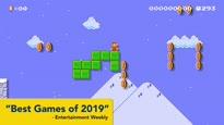 Super Mario Maker 2 Accolades Trailer - Video
