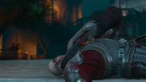 The Witcher 3: Wild Hunt gamescom 2019 Switch Release Date Trailer - Video
