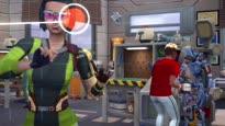 Die Sims 4: An die Uni Announcement Trailer - Video