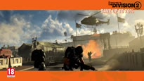 The Division 2 Play for Free Octobre 17 21 Trailer - Video